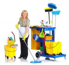 rengøring i Gentofte