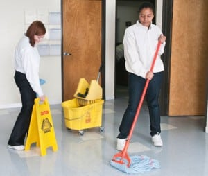 rengøring Egedal