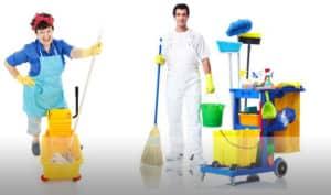 rengøring Amager teamet